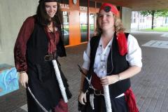 Piratenfraas