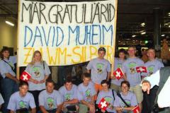 David Muheim Weltmeisterschaft